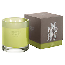 Buy Molton Brown Golden Solstice Scented Candle, 500g Online at johnlewis.com