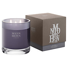 Buy Molton Brown Imps Whisper Scented Candle, 500g Online at johnlewis.com