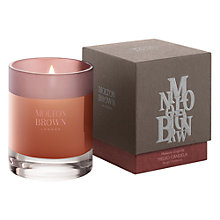 Buy Molton Brown Heavenly Gingerlily Scented Candle, 180g Online at johnlewis.com