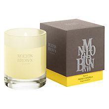 Buy Molton Brown Naran Ji Scented Candle, 180g Online at johnlewis.com
