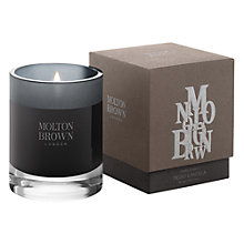 Buy Molton Brown Firefly Embers Scented Candle, 180g Online at johnlewis.com