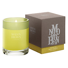 Buy Molton Brown Nightingale Song Scented Candle, 180g Online at johnlewis.com