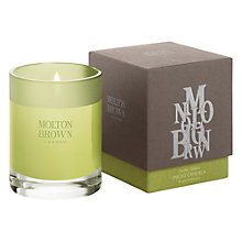 Buy Molton Brown Golden Solstice Scented Candle, 180g Online at johnlewis.com