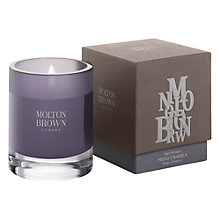 Buy Molton Brown Imps Whisper Scented Candle, 180g Online at johnlewis.com