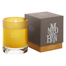 Buy Molton Brown Tempest Scented Candle, 180g Online at johnlewis.com