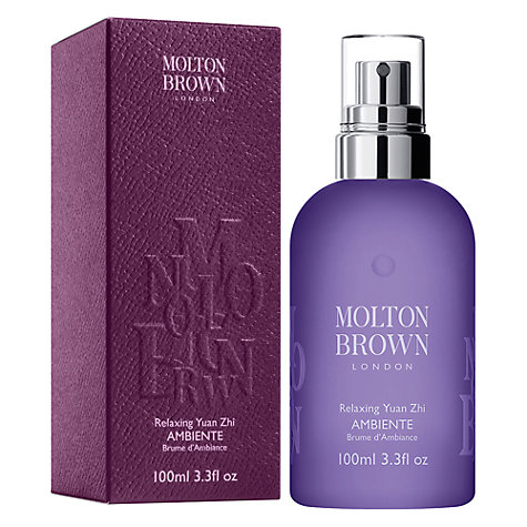 Buy Molton Brown Yuan Zhi Room Fragrance, 100ml Online at johnlewis.com