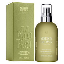 Buy Molton Brown White Mulberry Room Fragrance, 100ml Online at johnlewis.com