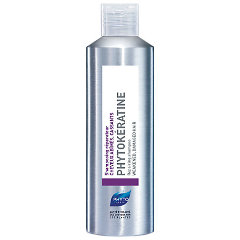 Buy Phyto Phytokeratine Repairing Shampoo, 200ml Online at johnlewis.com