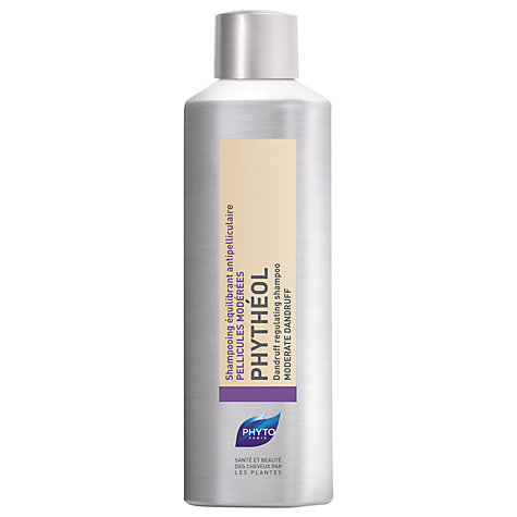 Buy Phyto Phytheol Dandruff Shampoo, 200ml Online at johnlewis.com