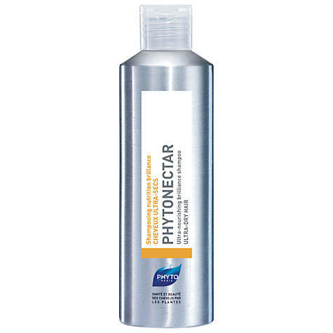 Buy Phyto Phytonectar Nourishing Shampoo, 200ml Online at johnlewis.com