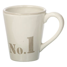 Buy Parlane Mug, No. 1 Online at johnlewis.com