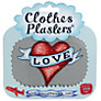 Jennie Maizels Clothes Plasters, Love, Pack of 1