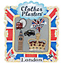 Jennie Maizels Clothes Plasters, London, Set of 5