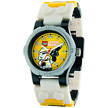 Buy LEGO Star Wars Stormtrooper Watch Online at johnlewis.com