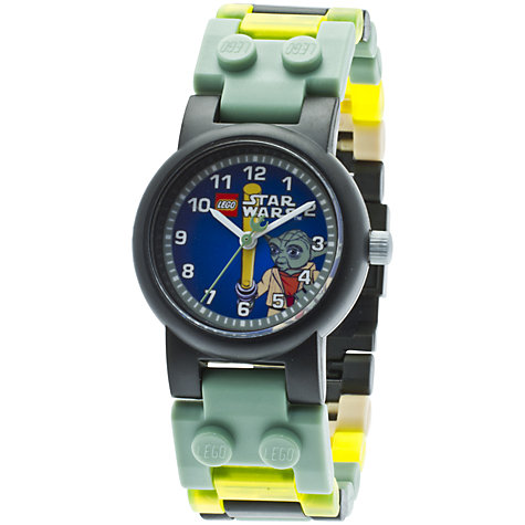 Buy Lego Star Wars Yoda Watch Online at johnlewis.com