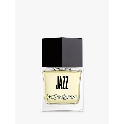 Buy Yves Saint Laurent JAZZ Eau de Toilette Natural Spray, 80ml Online at johnlewis.com