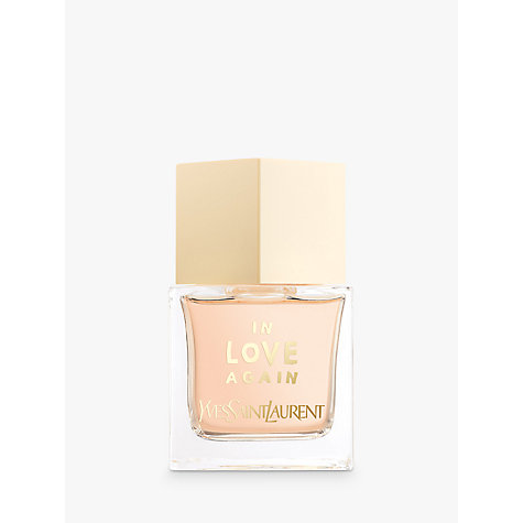 Buy Yves Saint Laurent In Love Again Eau de Toilette Natural Spray, 80ml Online at johnlewis.com