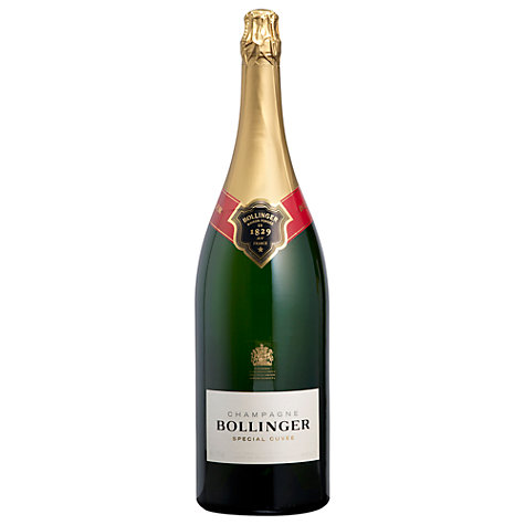 Buy Bollinger Special Cuvee Champagne Jeroboam, 300cl Online at johnlewis.com