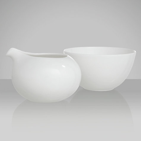 Buy Queensberry Hunt for John Lewis Cuisine Creamer and Sugar Bowl Online at johnlewis.com