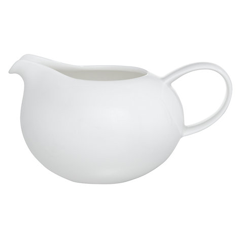 Buy Queensberry Hunt for John Lewis Cuisine Sauce Jug, 500ml Online at johnlewis.com