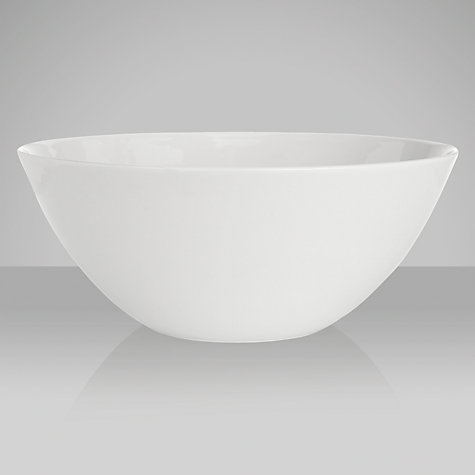 Buy Queensberry Hunt for John Lewis Cuisine Salad Bowl, Dia.25cm Online at johnlewis.com