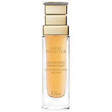Buy Dior Prestige Satin Revitalizing Nectar, 30ml Online at johnlewis.com