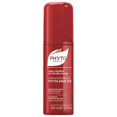 Buy Phyto Phytolaque Soie Hair Spray, 100ml Online at johnlewis.com