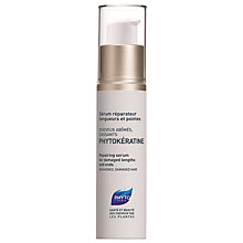 Buy Phyto Phytokeratine Repairing Serum, 30ml Online at johnlewis.com