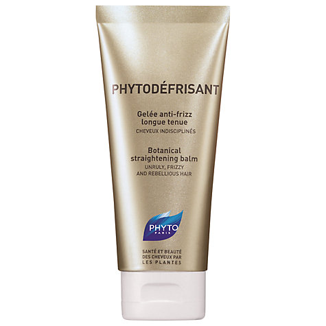 Buy Phyto Phytodéfrisant Botanical Straightening Balm, 100ml Online at johnlewis.com