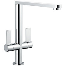 Buy John Lewis Profile Mixer Tap, Chrome Online at johnlewis.com