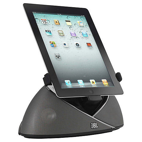 Buy JBL OnBeat Air, Black Online at johnlewis.com