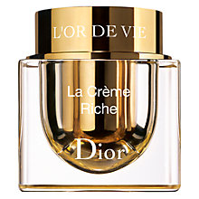 Buy Dior La Crème Riche - Refill, 50ml Online at johnlewis.com