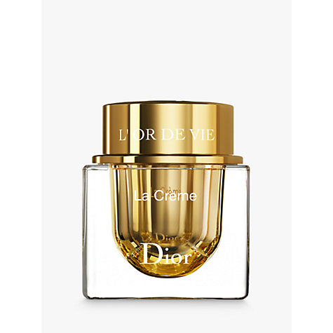 Buy Dior La Crème, 50ml Online at johnlewis.com