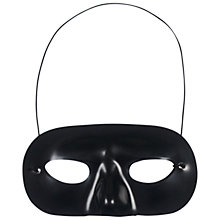 Buy John Lewis Mask Template, Black Online at johnlewis.com