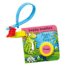 Buy Buggy Buddies: Freddy the Frog Buggy Book Online at johnlewis.com
