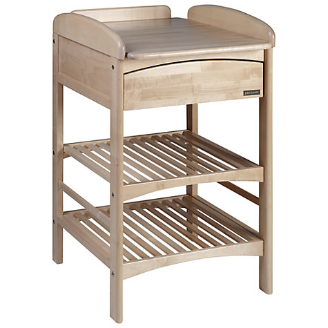 Buy John Lewis Anna Changing Table With Drawer, Natural Online at johnlewis.com