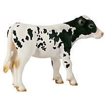 Buy Schleich Farm Life: Holstein Calf Online at johnlewis.com