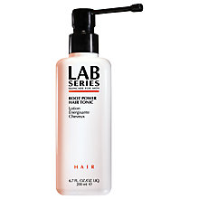 Buy Lab Series Root Power Restorative Hair Tonic, 200ml Online at johnlewis.com