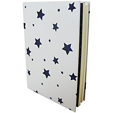 Buy Emma Bridgewater Starry A5 Notebook Online at johnlewis.com