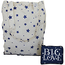 Buy Emma Bridgewater Starry Foldaway Shopping Bag Online at johnlewis.com