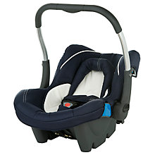 Buy Silver Cross Ventura Plus Infant Carrier, Marina Online at johnlewis.com