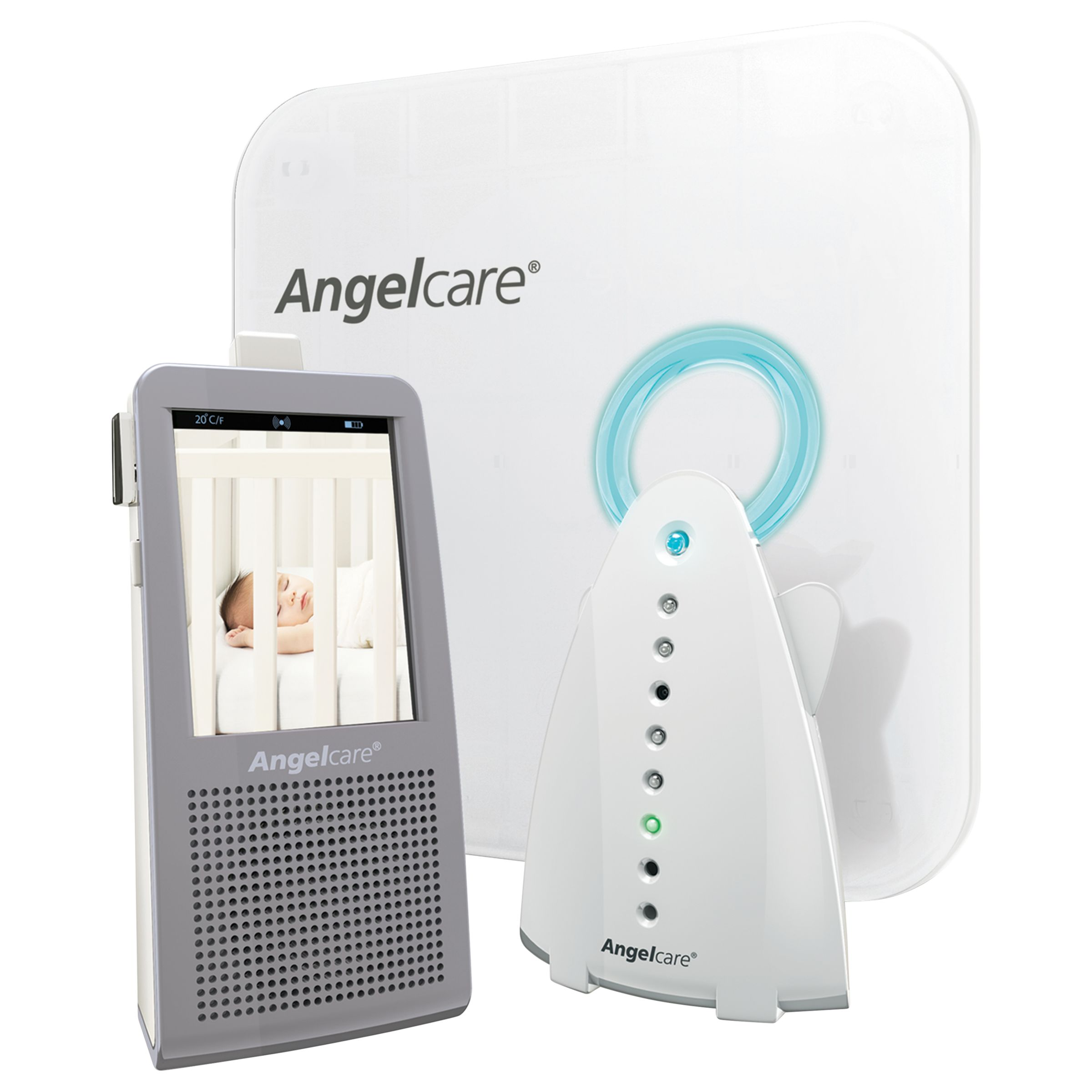 Angelcare Angelcare Video with Movement and Sound Monitor AC1100