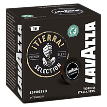 Buy Lavazza Tierra Intenso A Modo Mio Capsules, Pack of 16 Online at johnlewis.com