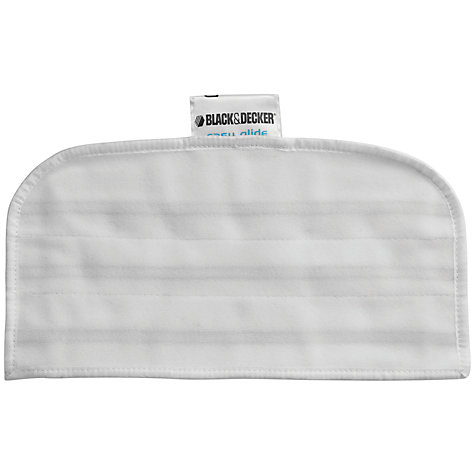 Buy Black & Decker FSMP20-XJ Replacement Mop Head Pads, Pack of 2 Online at johnlewis.com