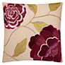Buy John Lewis Purple Bloom Cushion, Multi Online at johnlewis.com