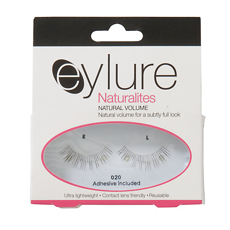 Buy Elegant Touch Eylure Naturlite Natural Volume False Lashes Online at johnlewis.com
