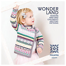 Buy MillaMia Wonderland Pattern Book Online at johnlewis.com
