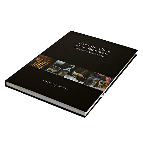 Buy L'Atelier du Vin Wine Cellar and Tasting Book Online at johnlewis.com
