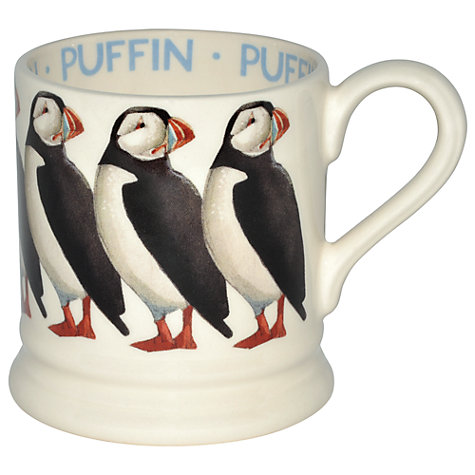 Buy Emma Bridgewater Puffin Mug Online at johnlewis.com