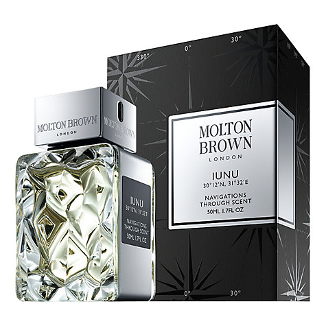 Buy Molton Brown Navigations Through Scent Iunu, 50ml Online at johnlewis.com